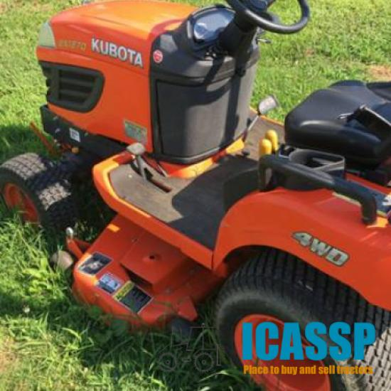 Used 2016 Kubota BX1870 for Sale in New York
