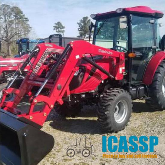 2021 Mahindra 2660HST for Sale