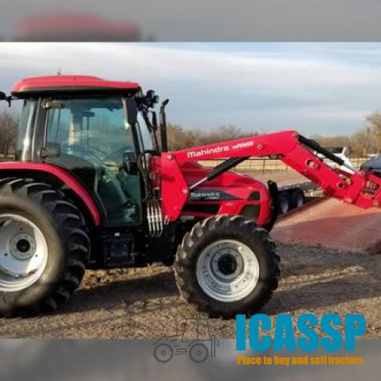 Used 2016 Mahindra mPOWER 85 for Sale