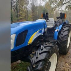 2012 New Holland T4030