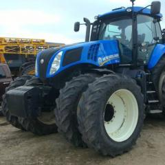 2011 New Holland T8.390