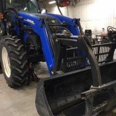 2019 New Holland T6.175