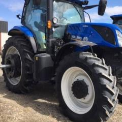 2020 New Holland T7.245