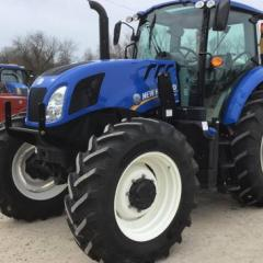 2021 New Holland T6.140