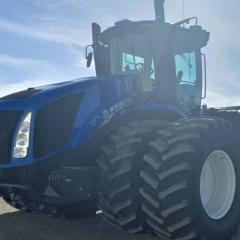 2014 New Holland T9.670