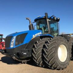2011 New Holland T9.560