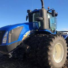2019 New Holland T9.600