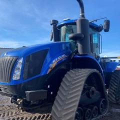 2019 New Holland T9.700