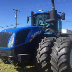 2017 New Holland T9.565