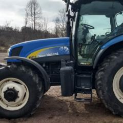 2009 New Holland T6070 PLUS