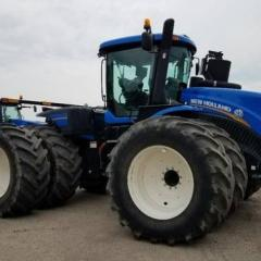 2015 New Holland T9.530