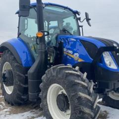 2021 New Holland T5.120