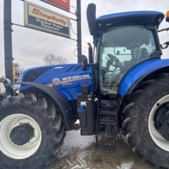 2021 New Holland T7.270