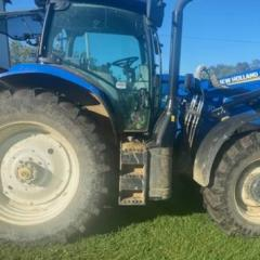 2018 New Holland T6.180