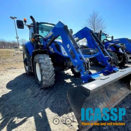 Used 2016 New Holland T5.120 in Greenwich, New York