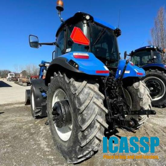 Used 2016 New Holland T5.120 for Sale in New York