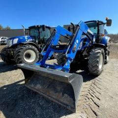 2016 New Holland T5.120