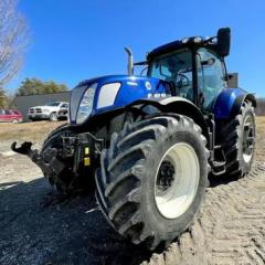 2013 New Holland T7.270