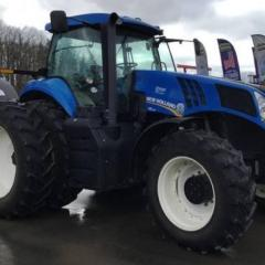 2012 New Holland T8.300