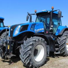 2018 New Holland T8.350