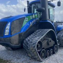 2014 New Holland T9.645