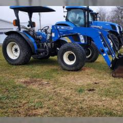 2013 New Holland T4030
