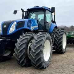 2014 New Holland T8.390