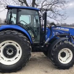2013 New Holland T4.100