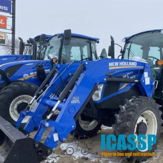 Used 2013 New Holland T4.75 for Sale