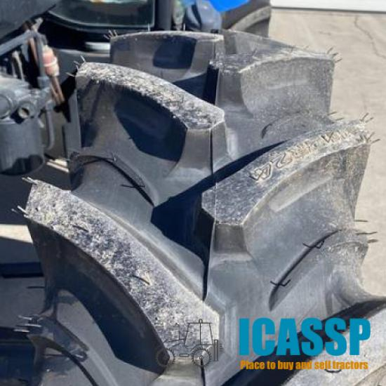 Used 2013 New Holland T4.75 for Sale in Wisconsin