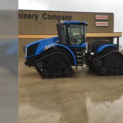 2011 New Holland T9.615
