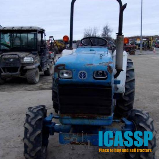 Used New Holland 1620HST for Sale in Pennsylvania