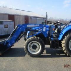 2011 New Holland T4.75