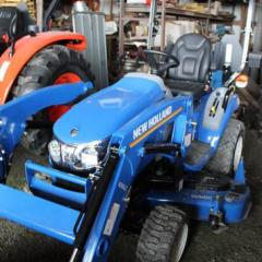 2020 New Holland WORKMASTER 25S