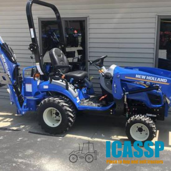 2021 New Holland WORKMASTER 25S for Sale