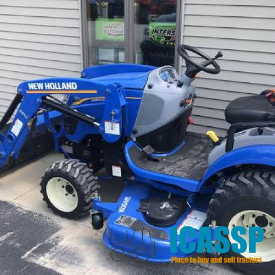 2021 New Holland WORKMASTER 25S for Sale in Indiana
