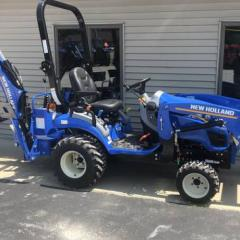 2021 New Holland WORKMASTER 25S