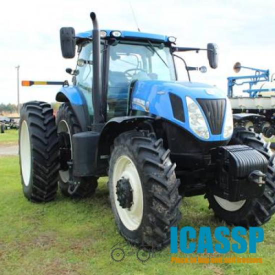 Used 2013 New Holland T7.270 for Sale