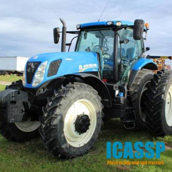 Used 2013 New Holland T7.270 in West College Corner, Indiana
