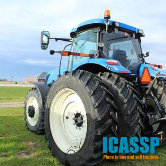 Used 2013 New Holland T7.270 for Sale in Indiana