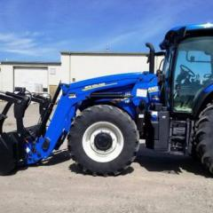 2018 New Holland T6.155