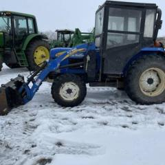 2010 New Holland T1530