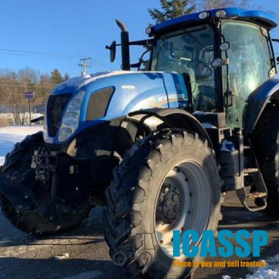 Used 2015 New Holland T7.270 for Sale