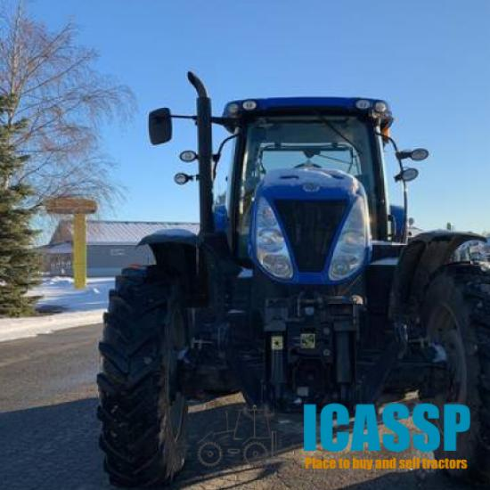 Used 2015 New Holland T7.270 in Middlebury, Vermont