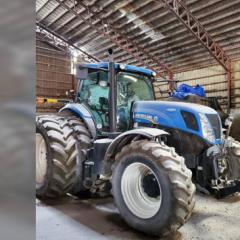 2011 New Holland T7.270