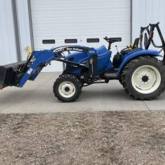 2008 New Holland T2220