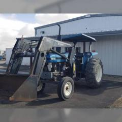 1999 New Holland 5610S
