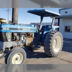 1996 New Holland 5610S