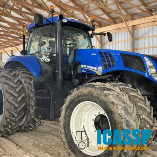 Used 2014 New Holland T8.420 for Sale