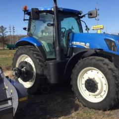 2015 New Holland T7.260